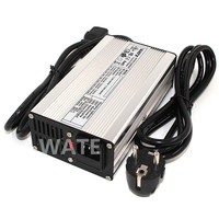 58.8V 4A Charger Li ion Battery Electric Bicycle Charger 14S 51.8V for lithium ion battery