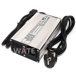 Ładowarka 58.8V 4A akumulator litowo jonowy ładowarka rowerowa 14S 51.8V na akumulator litowo jonowy w Ładowarki od Elektronika użytkowa na