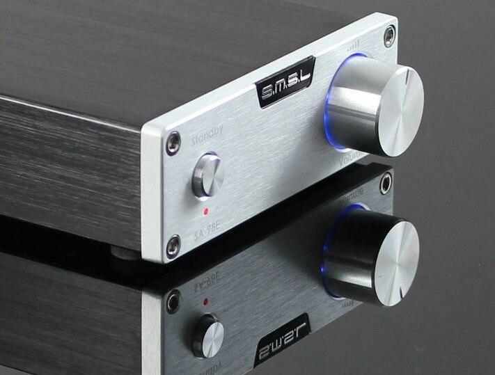 SMSL SA 98E 160 W * 2 Grande Poder De ALTA FIDELIDADE Amplificador Digital + 36V5. 7A fonte de Alimentação