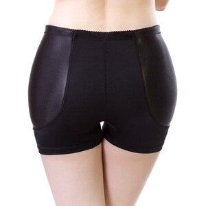 Image 2 - Fake Ass Underwear Butt Lifter Booty Enhancer Control Panties Women New Hip Up Bum Padded Push Up Buttocks Shaper