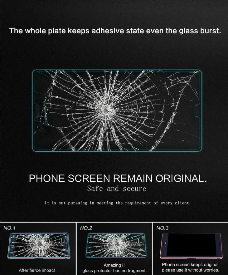 For xperia z Tempered Glass For Sony xperia Z L36H C6603 C6602 LT36 - Բջջային հեռախոսի պարագաներ և պահեստամասեր - Լուսանկար 6