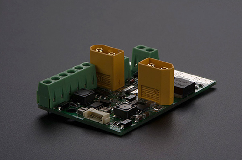 Oyuncaklar ve Hobi Ürünleri'ten Parçalar ve Aksesuarlar'de 1 ADET ROV Sualtı Robotu Güç Yönetim Kurulu Ampermetre dağıtım panosu Modülü MOS Yüksek Akım anahtar parçaları RC AUV ROV'da  Grup 1