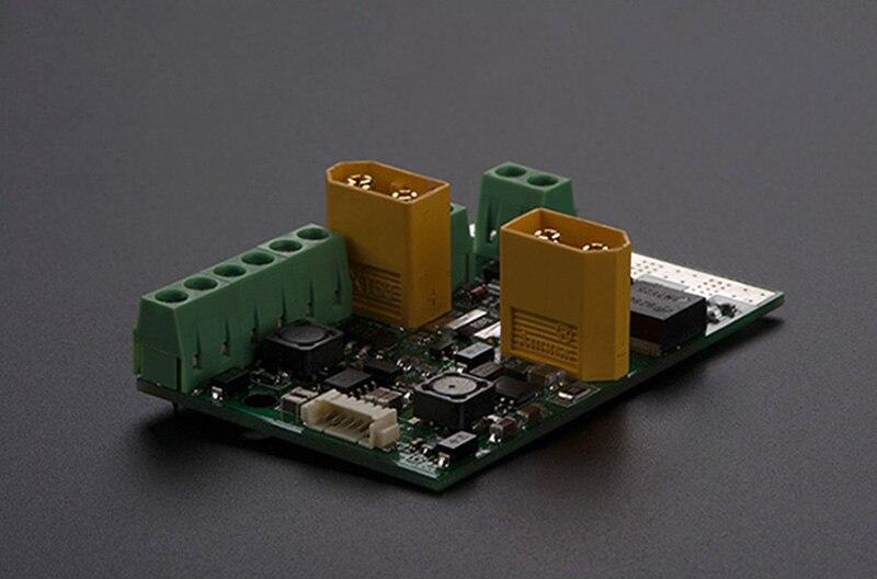 1 PC ROV Sous-Marine Robot Puissance Conseil D'administration Ampèremètre tableau de distribution Module MOS à Courant Élevé pièces de commutateur pour RC AUV ROV