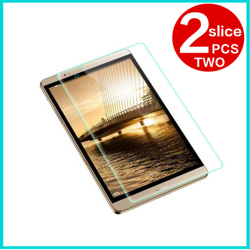 Tempered Glass membrane For Huawei MediaPad M2 8.0 Steel film Tablet Screen Protection Toughened m2-801w 801L 803L Case 2.5D HD