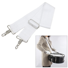 Adjustable Nylon Parade Marching Snare Drum Sling Strap Belt font b Percussion b font font b