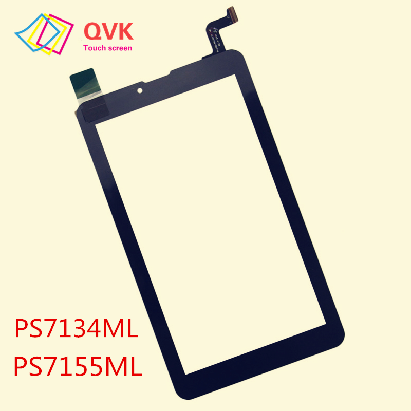 7 Inch Black Touch Screen For Digma Plane 7521 7514S 7700T 7513S 7500N 7539E 3G 4G Capacitive Touch Screen Panel