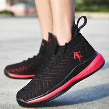 2019 High-top Jordan Shoes Men Cushioning Breathable Basketball Sneakers Anti-skid Athletic Outdoor Man Sport Shoes недорго, оригинальная цена
