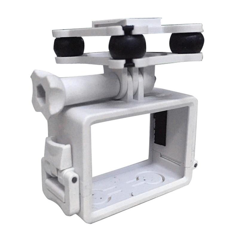 SJCAM GoPro Xiaoyi Camera Holder Side Frame Cover Gimble Stable Gimbal Bracket for Syma X8C X8W X8G X8HW X8HG Quadcopter Drone bz bz66 motorcycle frame bracket holder for gopro sj4000 black
