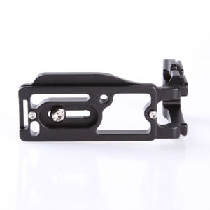 Image 5 - F6DL Metal L shaped Vertical shoot Quick Release Plate/Camera Bracket Holder Grip for Canon EOS 6D