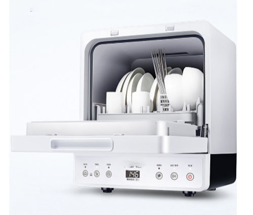 Dishwasher Home Independent Automatic Mini Small Intelligent Large Capacity Independent Brush Bowl To Remove Bacteria Drying