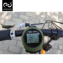 Free Shipping Handheld Keychain PG03 Mini GPS Navigation USB Rechargeable GPS Navigator Compass For Outdoor Sport Travel Hot