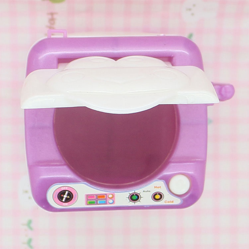 Kids Washing Machine Pre School Play Toy Washer Washing Beauty Sponges YH 17 in Housekeeping Toys from Toys Hobbies