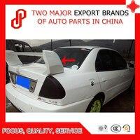 Universal sedan car ABS primer unpainted color rear trunk spoiler for sedan universal car cool spoiler Lancer Shuma ect Spoilers & Wings     -