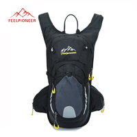 15L Outdoor Rucksack Cycling Backpack Sports Hiking Climbing Hydration Water Bag Pouch Bicycle Knapsack