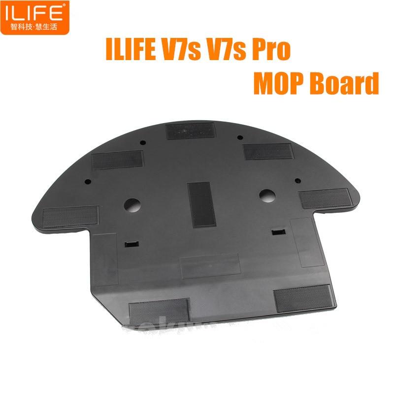 Original ILIFE V7S Big Mop board 1 pc Robot Vacuum Cleaner Parts original ilife robot vacuum cleaner parts v7s big mop 1 pc