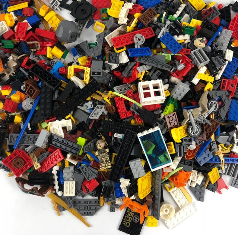 1000 peças blocos de construção brinquedo compatível todas as figuras diy educacional crianças tijolos brinquedos
