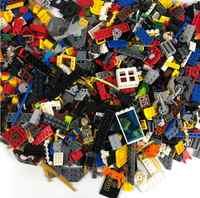 1000 piezas de bloques de construcción de juguete Compatible con todas las figuras DIY juguetes educativos de ladrillos para niños