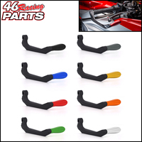CK CATTLE KING 7 8 Universal Motorcycle Brake Clutch Lever Guard Protectors For Honda Yamaha Suzuki