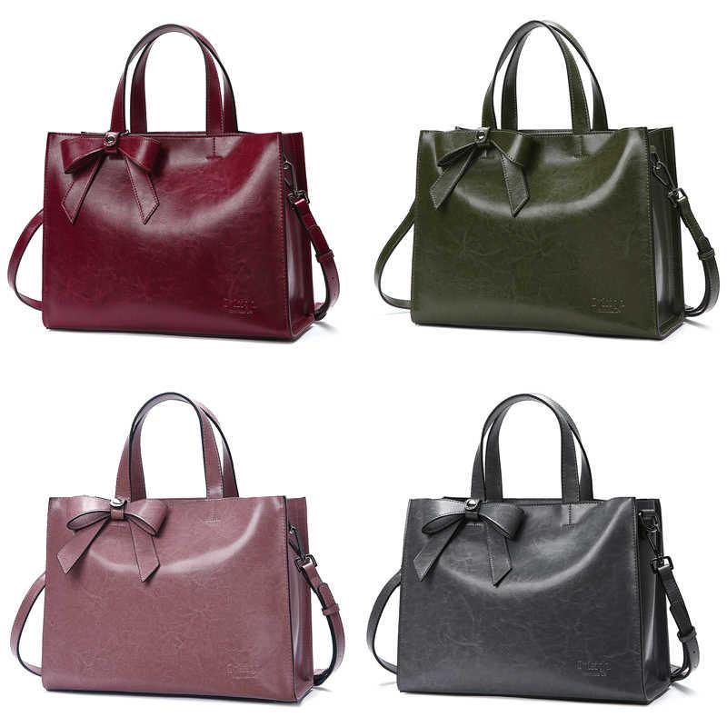 35bc8ac485e7 ... Bvlriga кожаная сумка женская натуральная кожа сумки женские через  плечо большие кожаные сумки женщины сумку женскую ...