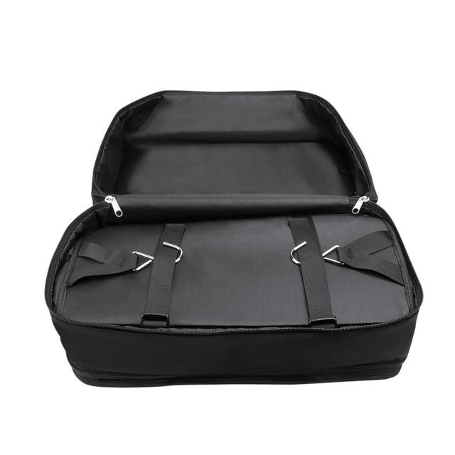 Travel Bag Portable Luggage System Hanging Travel Shelves 3 Layers Portable Travel Storage Bag Organizer bag Cosmetic Bag Cosmetic Bags