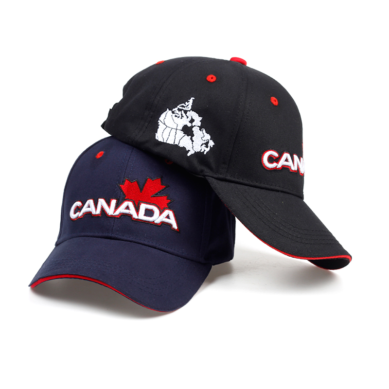 VORON 2017 Cotton Gorras Canada Baseball Cap Flag Of Canada Hat Snapback Adjustable Mens Baseball Caps Brand Snapback Hat парка canada goose 4074m 49