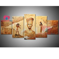 Egypt diamond embroidery triptych diamond painting landscape full drill square picture of rhinestones decoration pictures mosaic
