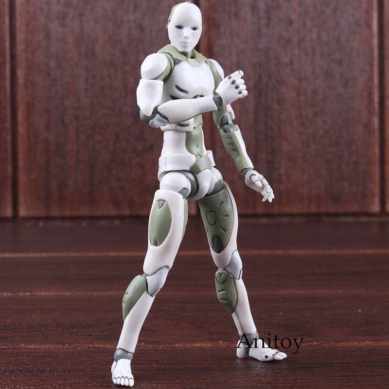 Heavy Industries Synthetic Human 1//12 Scale Action Figure Collectible Model Toy