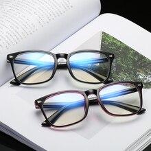TOEXPLORE Fashion Men Women Eyewear Frame Classic Vintage Retro Goggle Brand Designer Plain Glasses Anti-Blu-ray for computer