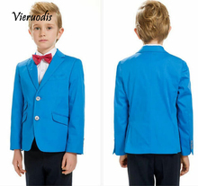 toddler suits Arrival Kids Tuxedos Formal Wedding Page Boy Party Prom Suits pink boys suits groom wedding tuxedos page boy formal prom 2 piece kids suits