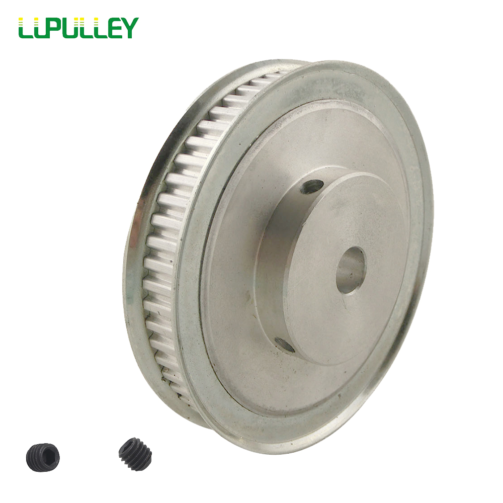 LUPULLEY XL 60T Timing Pulley 6/8/10/12/14/15/17/20mm Tooth Belt Pulley 11mm Belt Width Synchronous Belt Aluminum Alloy Pulleys все цены