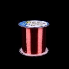 500m(547yd) Mono Fishing Line Nylon Monofilament Fishing Line 0.4#-2#