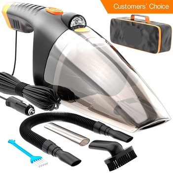 Lightweight Low-Noise Car Vacuum Cleaner