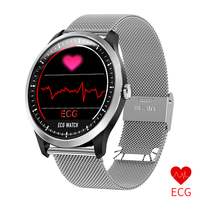ECG Smart Watch Sports Bracelet Heart Rate Blood Pressure Watch Health Wristband IP67 Waterproof Band for Samsung Huawei xiaomi