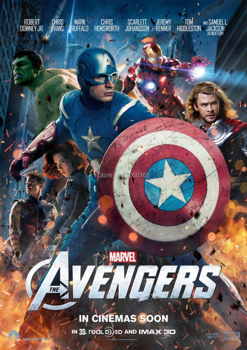 Chris Hemsworth Art Silk Poster 12x18 24x36