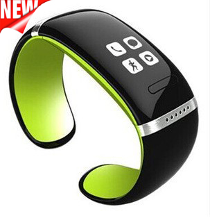 L12s Oled Smart Bracelet Fitness Tracker Bluetooth Call Sync Watch Smarch For Iphone Htc Google Nokia Android Windows Phone In Wristbands From