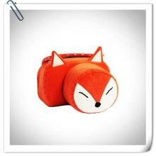 2015 New Style Handmade Custom Design Cute Pig Camera Bag