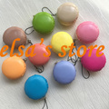 squishies wholesale 40pcs kawaii squishy lot macaron with package charm strap for mobile Phone pendant kids toys free Shipping
