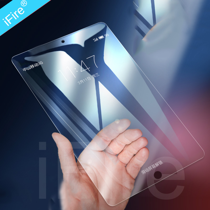 Full Screen Protective Tempered Glass For ipad 2 3 4 5 6 glass cover screen Protector Fi ...
