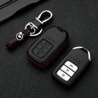 Key Shape 2 3 4 Button Car Key Case Cover For Honda Accord 9 Crider City