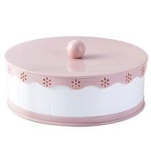 5 сеток, поднос для закусок, двухслойная коробка для конфет с крышкой, полый, для конфет, блюдо, свадебный стол, украшение для сухофруктов, конфет Sn