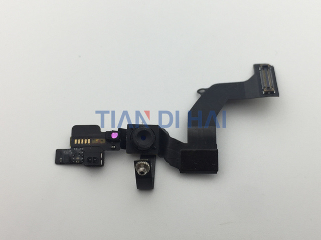5pcs/lot Front Camera with sensor Flex Cable for iPhone 5 5G Replacement parts Mobile phone flex cable Ribbon