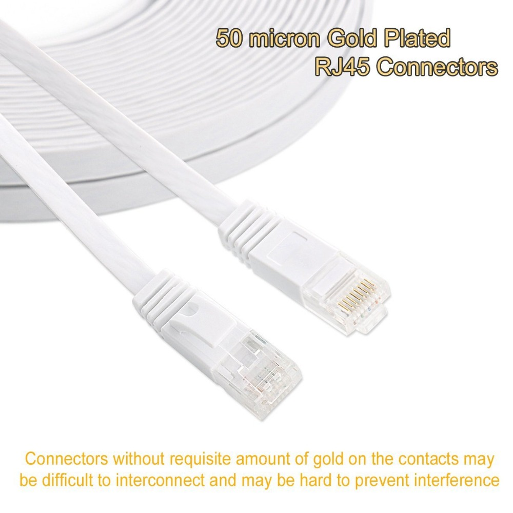 15cm 25cm 50cm 1m 3ft Short Cable Cat6 Flat Utp Ethernet Network Rj45 Patch Lan Black White Color Cat5e Blue Snagless Molded Boot 15 Foot Part In Cables From Computer Office On