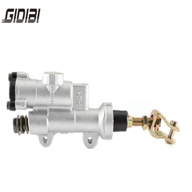 Motorcycle Rear Brake Master Cylinder Pump For Honda 250R 2002-2016 CR125R A 2002-2007 03 04 05 06