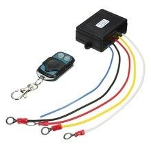 Mejor Precio 12 V 15 m 50ft Wireless Control Remoto Recon Recuperación Para Camión/Jeep SUV ATV Winch Warn Ramsey