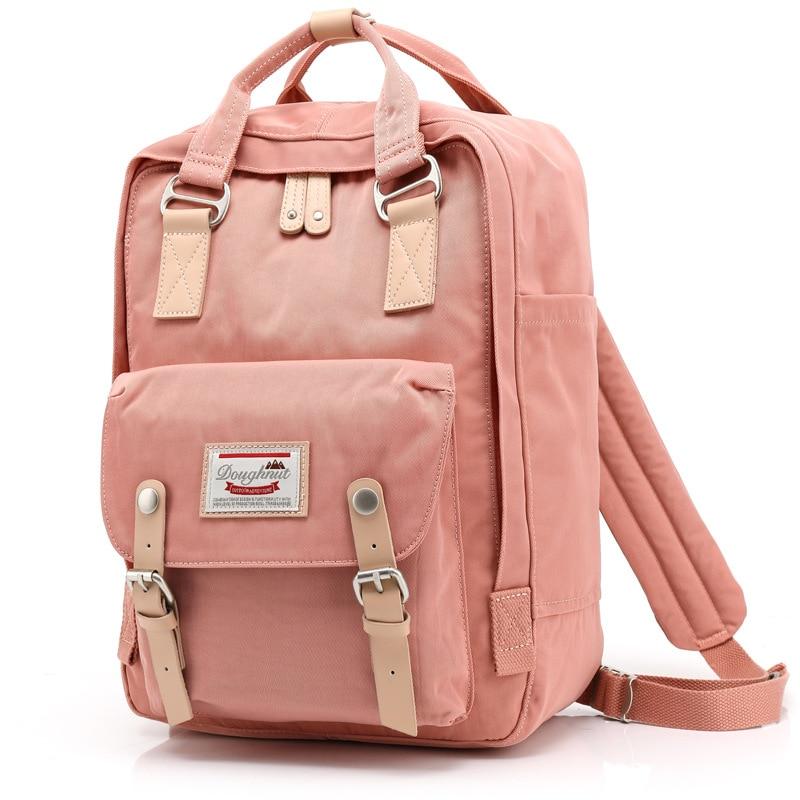Brand Doughnu school backpacks for girl Waterproof Kanken Backpack Travel Bag Women Large Capacity brand Bags