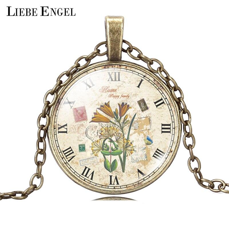 LIEBE ENGEL Vintage Clock...