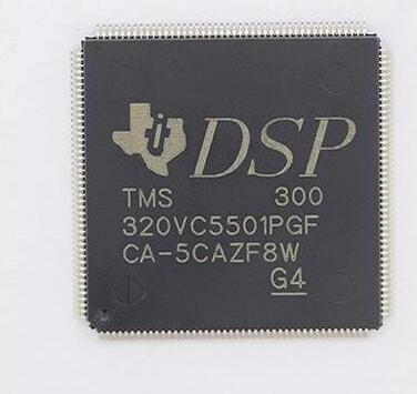 10pcs/lot TMS320VC5501 TMS320VC5501PGF300 LQFP176 пилочка для ногтей leslie store 10 4sides 10pcs lot