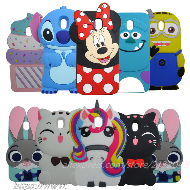 coque samsung galaxy j3 2017 stitch