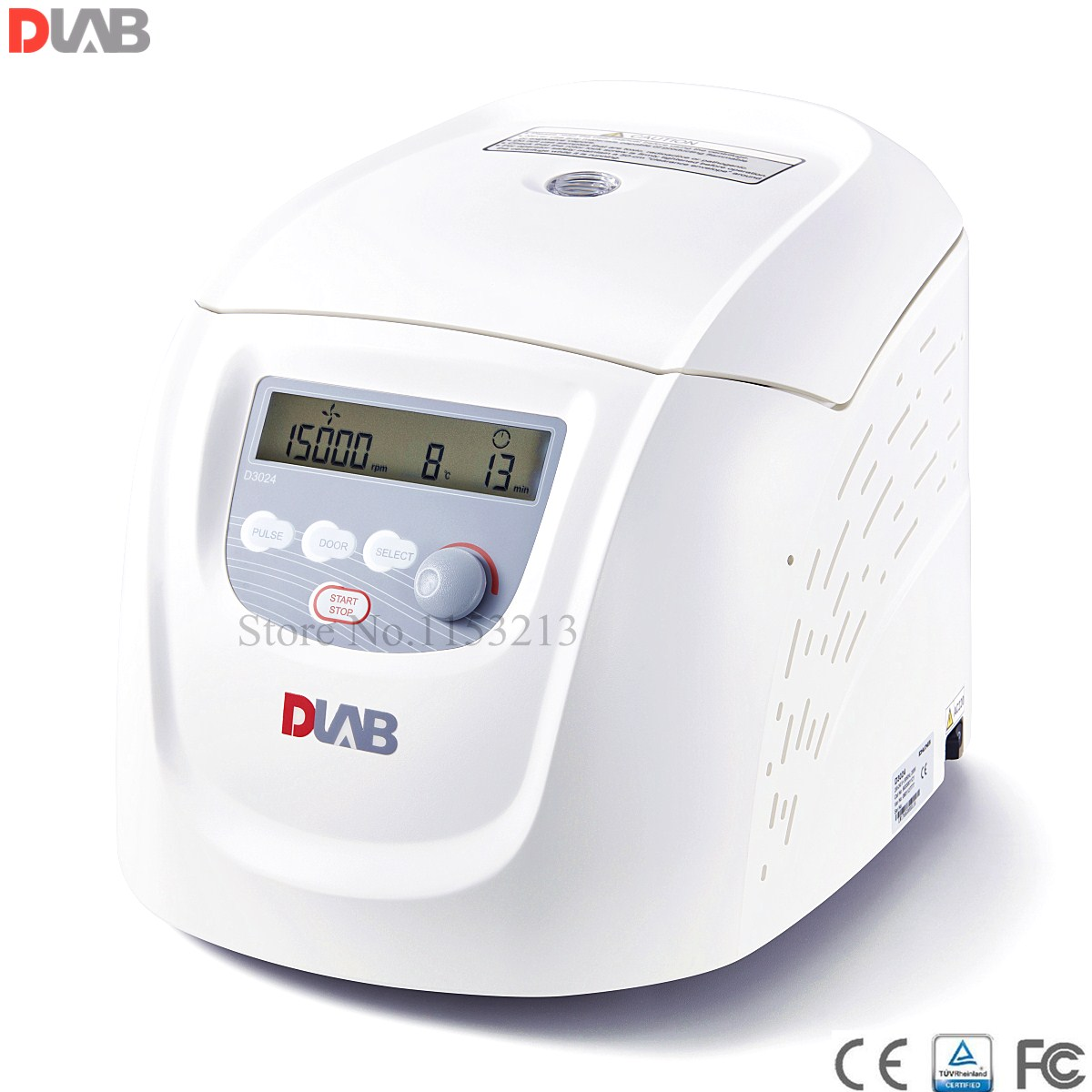 High Speed Micro Centrifuge 200-15000rpm 0.2mL/0.5mL/1.5mL/2mL/5mL,Laboratory Centrifuge D3024, Brushless DC motor chimole a910 high quality high power 300w 9 inch high definition display dvd player portable square speakers