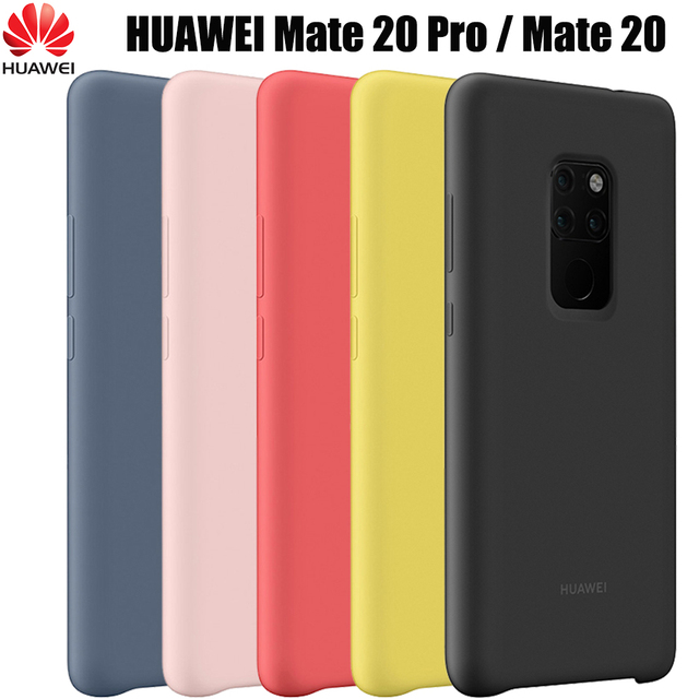 Huawei Mate 20 Pro Soft Silicon Back Case Original Official Huawei